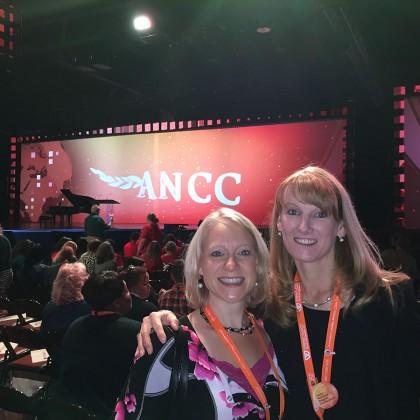 Amy Centofanti & Sandra Price