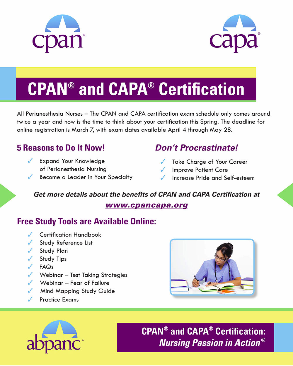 NYSPANA | Certification