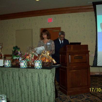 Cheryl Barnes & Dr. Mehta