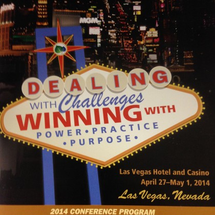 ASPAN's 33rd National Conference in Las Vegas