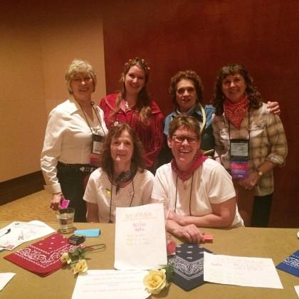 Members at ASPAN National Conference in San Antonio