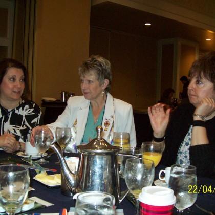 Sue Alati and Judy Sears