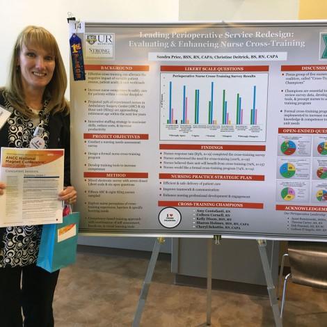 Leading Perioperative Service Redesign: Evaluating & Enhancing Nurse Cross-Training
