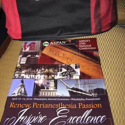 35th ASPAN National Conference in Philadelphia 2016