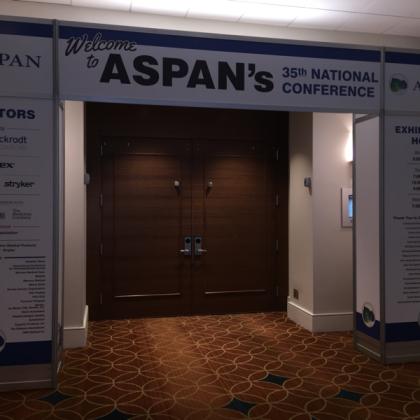 ASPAN's 35th Conference in Philadelphia