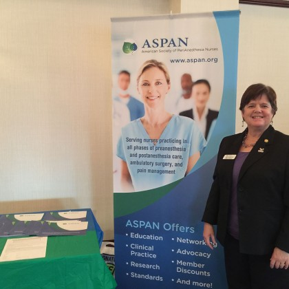 Amy Dooley, MS, RN, CPAN NYSPANA Region IV Director
