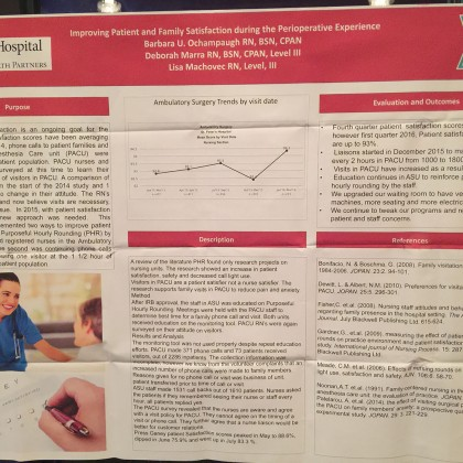 Poster presented at NYSPANA State Conference in Latham, NY on October 20-21st 2016